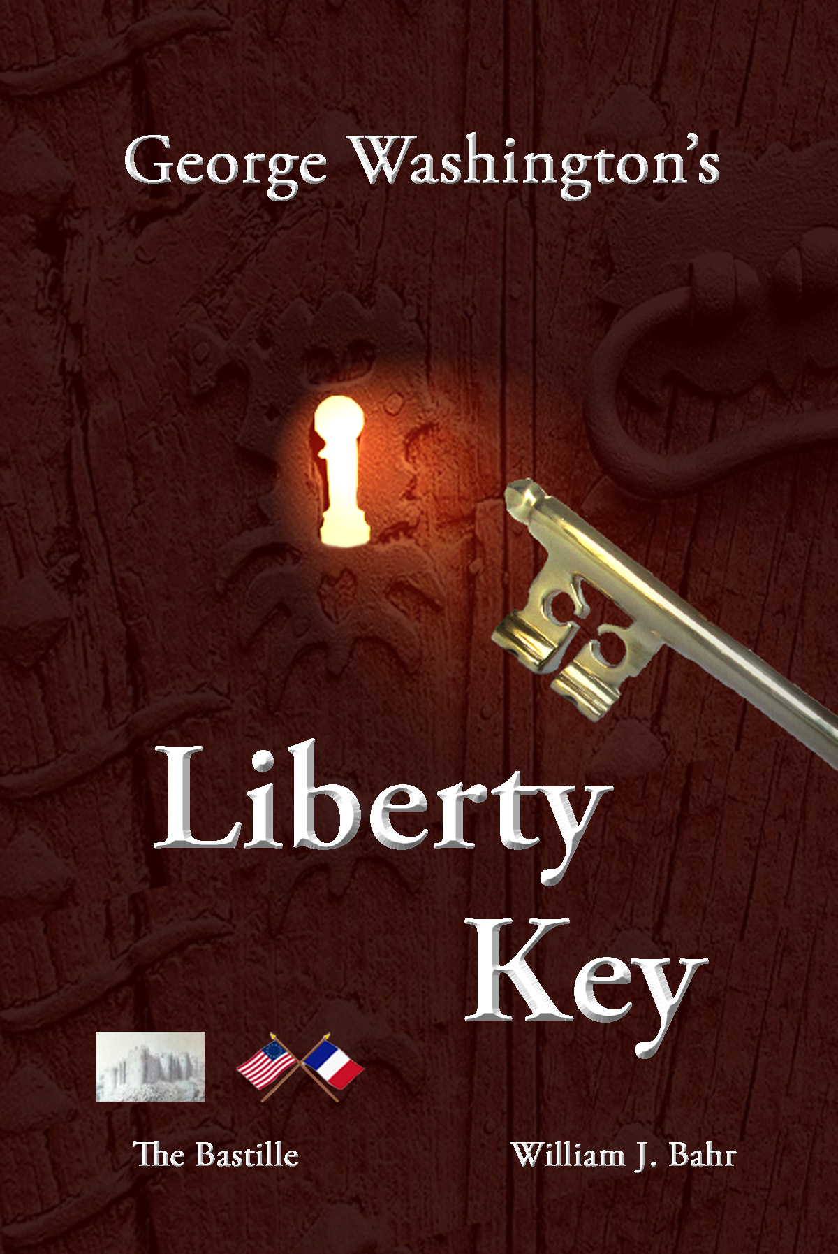 """I know not what course others may take; but as for me, I'd recommend  getting a 'lock' on it by reading George Washington's Liberty Key!"""""""